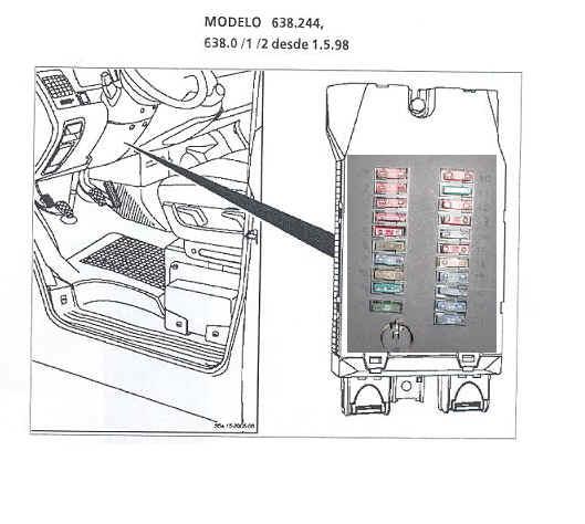 2007 mercedes s550 starter fuse location 2007 mercedes